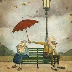 love in golden years