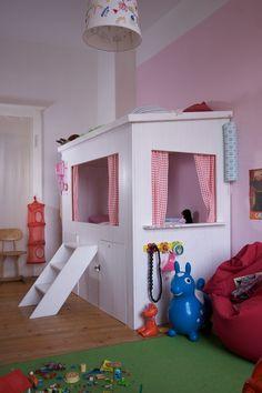 kinderbett baumh tte kinder pinterest. Black Bedroom Furniture Sets. Home Design Ideas
