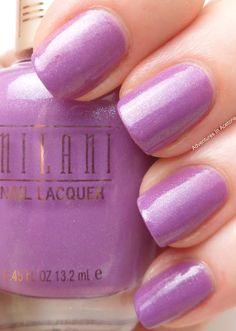 mauve nails nail art www.finditforweddings.com