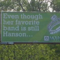 Love Hanson still!