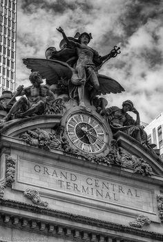 Grand Central Station [ VelvetEyewear.com ] #NYC #luxury #style