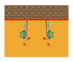 Pillowhoocase fabric by saraink on Spoonflower - custom fabric