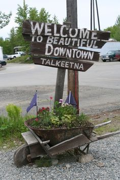 Talkeetna Alaska 2007 jrh photo