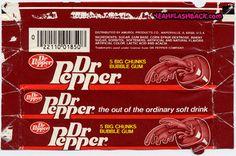 80s, drpepper, peppers, blast, food, rememb, childhood memori, dr pepper gum, thing