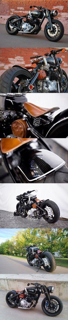 Great looking custom bike.