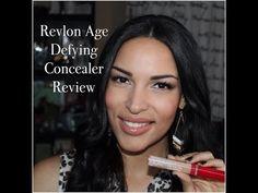 #Review: #Revlon Age Defying #Concealer #video #drugstore @Revlon @StyleHaul