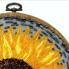The Art of Seed Beading:  A bead embroidery and loom beading tutorial.