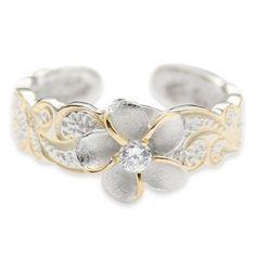 Hawaiian Toe Ring Jewelry   Jewelry And Bling