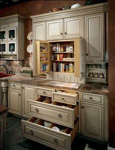 KraftMaid Kitchen Cabinets | Freedom Design Kitchen  Bath