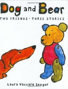 Dog and Bear (Neal Porter Books) (Boston Globe-Horn Book Award Winner-Best Picture Book) (Awards)) by Laura Vaccaro Seeger. $10.97. Author: Laura Vaccaro Seeger. Reading level: Ages 4 and up. 32 pages. Publisher: Roaring Brook Press; First Edition edition (April 3, 2007)