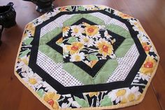 quilt tabl, tabl runner, table toppers, tabl topper