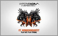 #hypervenom #playfast #playstrong