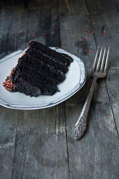 black velvet layer cake.