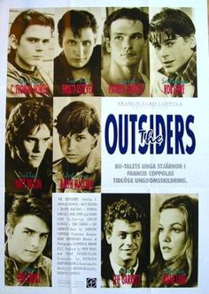 "The Outsiders, ""stay"