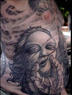 paul booth tattoos