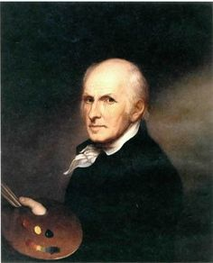 Charles Willson Peale : early American portrait painter: born in Queen Anne's County