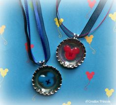 A Creative Princess: More Mickey Necklaces!