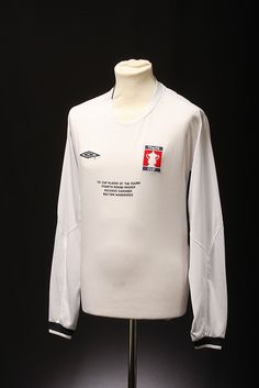 Bolton Wanderers FA Cup Commemorative Shirt (Ricardo Gardner player of the 4th round, 2006)