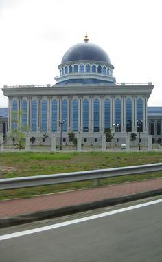 Parliament Buildings - Brunei Darussalam