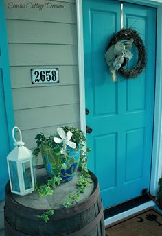 Ideas For Sprucing-Up Your Front Door/Entry Area