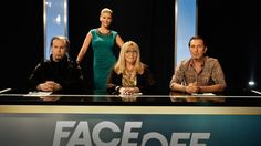 face off, terrif televis, tv seri, favorit tv