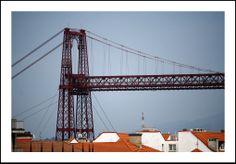 Puente colgante (Portugalete)