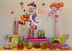 candyland party idea