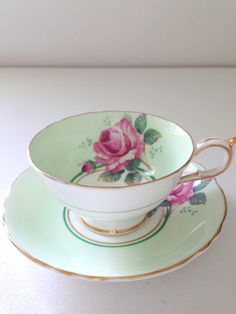 Vintage English Paragon By Appointment Fine by MariasFarmhouse