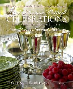 Park Avenue Potluck Celebrations: Entertaining at Home with New York's Savviest Hostesses by Society of Memorial Sloan Kettering. $23.10. 272 pages. Publisher: Rizzoli; First Edition edition (October 20, 2009). Save 34%!