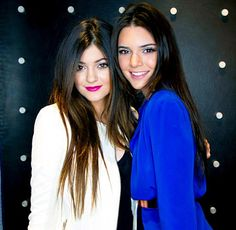 Kendall & Kylie Jenner Style from Wantering. #kendalldylie #styletips #style