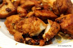 Chicken Carnitas AKA