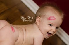 Valentines, Valentine's, Valentine's Pictures, Photography, Baby Photos, Valentine's Kiss, Rose Rock Photography