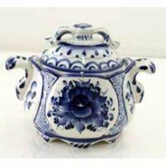 Boleslawiec Polish Pottery Sugar Bowl