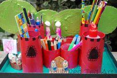 school crafts, art blog, diy crafts, useful kids crafts, castles, craft ideas, kid crafts, castl desk, back to school