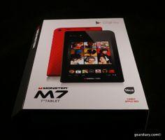 32GB Monster M7 Tablet Plus N-Tune Headphone Bundle Just $249!