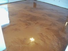 Marlboro NJ - Metallic Epoxy Flooring