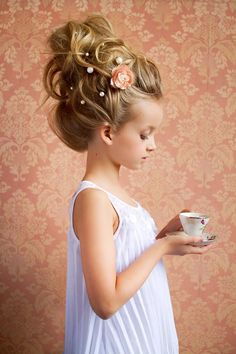 When Quinoa attends high tea, she never forgets to tuck a spare decanter into her updo, just in case. #MIWDTD