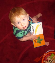 child ready to read a checklist. Great article!!!!