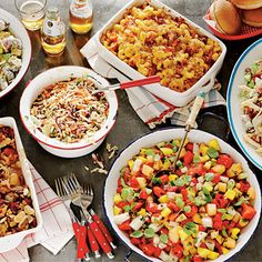 Southern Living's Best BBQ Side Dishes - Great for summer BBQ ideas (@Cheryl Bogertman Lair)