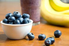 shared via nutiva.com - Dr. Oz's Brain-Boosting Smoothie including #blueberries and #hemp nuts