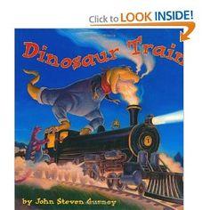 """""""Dinosaur Train"""" by John S. Gurney"""