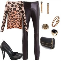 animal print by Claudia Regina