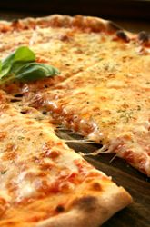 Pizza idea for teaching systems of equations