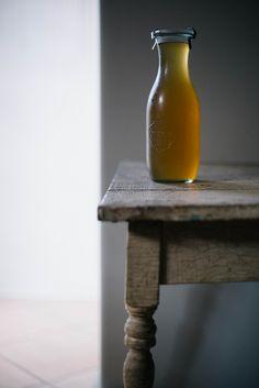 Honeysuckle Cordial | {local milk}