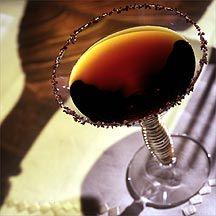 Godiva Chocolate Martini:  1 oz. Godiva Liqueur  1 oz. Smirnoff Vodka  Assemble the drink. #Chocolate