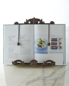 GG Collection Cookbook Holder - Neiman Marcus...love!-HNWm