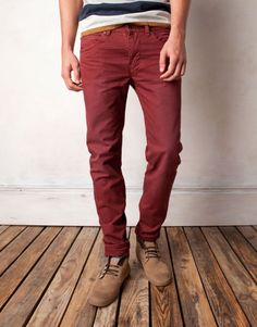 Red Chinos!