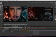 Jayse Hansen é o designer responsável pelas interfaces nos displays do Helicarrier e no HUD do Mark VII em The Avengers.
