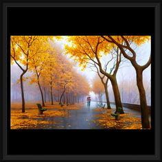 October Stroll <3...Alexei Butirskiy