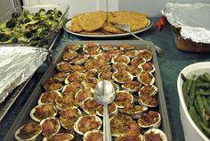 festiv food, italian food, italian christmas, christma food, stuffed mushrooms, christma 2014, italian holiday, holiday foods, tradit italian